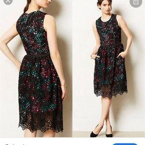 Wolven Anthropologie dress